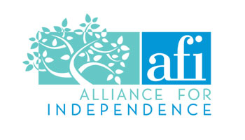 Alliance For Indepence logo