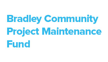Bradley Community Project Maintenance Fund logo