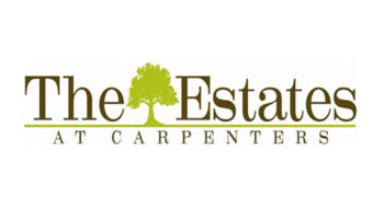 The Estates At Carpenters logo