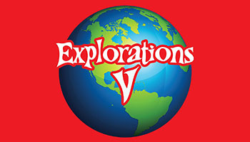 Explorations V Logo