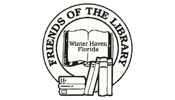 Friends of the Winter Haven Library logo