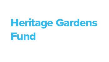 Heritage Gardens Fund logo