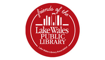 Friends of the Lake Wales Library logo