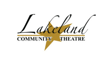 Lakeland Community Theatre logo