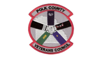 Polk County Veterans Council logo