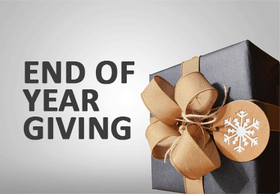 Tips for End of Year Giving
