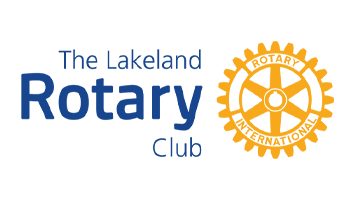 The Lakeland Rotary Club logo