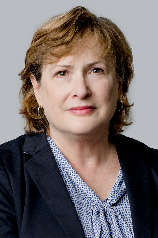 Angela Baragona, CFO